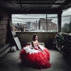 Delphine Blast . Photographe : // Quinceañera à Bogotá //