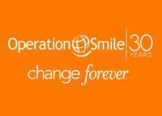 A passion to help children drives everything we do at Operation Smile. As the largest volunteer-based surgical cleft organization in the world, we look back at the past 30 years with a sense of pride and a desire to do more. Charitable Giving, Simple Words, Fundraising Events, Child Life, Communication Skills, Close To My Heart, Change The World, 30 Years, Looking Back