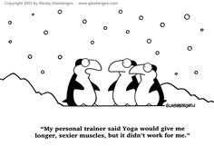 """Don't worry! Our personal trainer """"Fat Man Gym"""" will guide & help you for losing weight. Meet him here Talking Animals, Zoo Animals, Funny Animals, Wild Animals, Today Cartoon, Penguin Cartoon, Workout Memes, Gym Memes, Funny Games For Kids"""