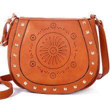 2015 Small Casual women messenger bags PU hollow out crossbody bags ladies shoulder purse and handbags bolsas feminina mujer(China (Mainland))
