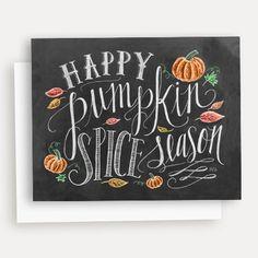Happy Pumpkin Spice