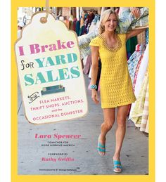 I love yard sales so much, I wrote a book about it.
