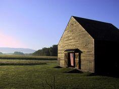 Dutch Barn ~ Circa 1799 ~ Hudson Valley