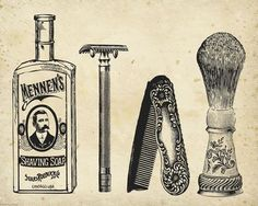 The Essentials II Konsttryck Barber Poster, Barber Logo, Barber Shop Interior, Barber Shop Decor, Chihiro Cosplay, Barber Tattoo, Picnic Outfits, Retro Mode, Monochrom