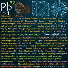 38 Best Periodic Table Stuff images in 2018 | Atomic number, Atoms