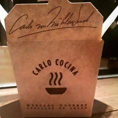 Para todos los amantes de la buena cocina, los invitamos a conocer el nuevo Mercado Gourmet de Carlo Cocina. Organiza tus eventos familiares, de trabajo y/o de amigos en un excelente ambiente y con la mejor comida Chilena.  También se les puede organizar una entretenida clase de cocina de comida Chilena y Protocolo, donde después degusten lo aprendido. Otra forma entretenida de disfrutar. Pide tu presupuesto y realiza tu reserva. eventos@carlococina.cl   eventoscarlococina@gmail.com