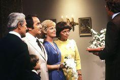 Lee Baldwin (Peter Hanson, Steve Hardy (John Beradino), Audrey Lee Baldwin ( Rachel Ames), Jessie Brewer (Emily McLaughlin) - 1970s #GH50