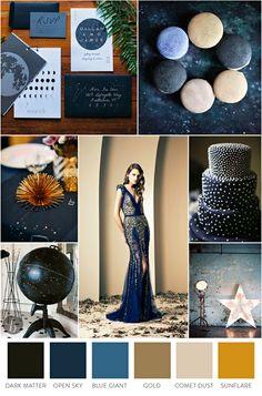 Stargazer Wedding Inspiration Ruffled