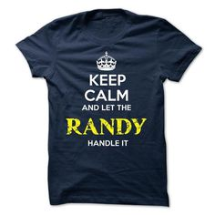 RANDY KEEP CALM Team - #tee trinken #white sweatshirt. BUY TODAY AND SAVE => https://www.sunfrog.com/Valentines/RANDY-KEEP-CALM-Team-57381009-Guys.html?68278