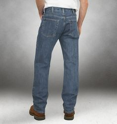 All American Classic Jean Made in USA