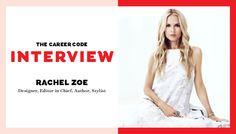 Career Code: Rachel Zoe Wants You to Succeed at Work (Here's How) via @WhoWhatWear