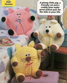 Подушки - игрушки - Ярмарка Мастеров - ручная работа, handmade