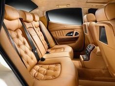 Most Beautiful and Expensive Car Interiors 10-