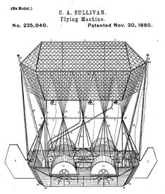 FLying machine.