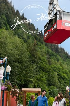 Cruise Port Of Call Spotlight Juneau Alaska