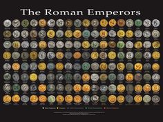 The Roman Emperors | Ancient Rome | Pinterest | Emperor, Ancient ...