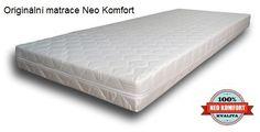 Neo Komfort pěnová matrace 15 cm 160x200
