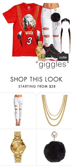 """I like dis.."" by thaatgirlc ❤ liked on Polyvore featuring Retrò, ASOS, Versus and Humble Chic"