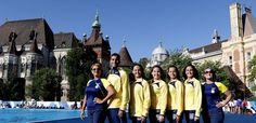 Tudo pronto para a estreia da Seleção Brasileira de Nado Sincronizado no Mundial FINA de Esportes Aquáticos 2017 – FrancisSwim