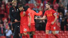 Photos: Ruthless Reds crush spluttering Leicester