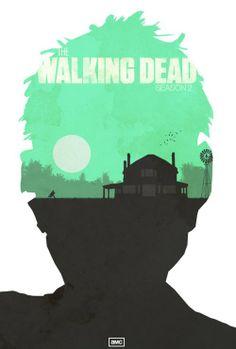 The Walking Dead - Felix Tindall
