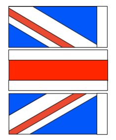 Introduction: The goal for this tutorial is to show you how to make Union Jack block that is to scale, and anatomically correct, based on the image above. The finished block size will be … Hawaii Travel, Thailand Travel, Bangkok Thailand, Italy Travel, Union Jack Pillow, Union Jack Decor, Scrap Quilt Patterns, Architecture Tattoo, Funny Tattoos