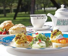 Need a good recommendation for high tea?