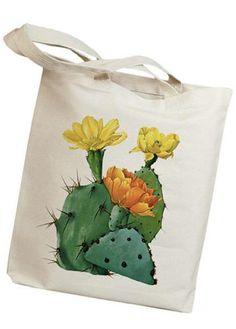 Cactus Flower Tote | LEIF