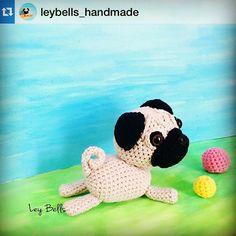SnapWidget | #Repost @leybells_handmade with @repostapp. ・・・ #amigurumi #amigurumidoll #crochet #crochetdoll #crocheting #yarn #craft #handmade #handcraft #hobby #doll #toy #love #pretty #smile #happy #sweet #cute #kawaii #かわいい #あみぐるみ #design #creative #create #keychain #leybells #pug #dog #animal Me Encanta ... Ya se me antojo tejer esta LinDa minimascota
