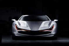 Brazilian design studio AmoritzGT has presented a full-size prototype of a new one-off supercar called DoniRosset, powered by a mid-mounted V10 engine.