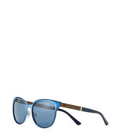 a6e0215db4 Tory Burch Metal   Wood Sunglasses Tory Burch
