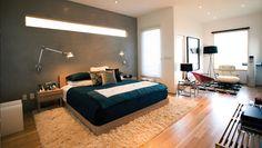 😊😍 Ambiente totalmente otimista! Pontos de luz em lugares estratégicos para destacar ambientes de descanso e lazer e sensação de aconchego com o piso em madeira 😊😍
