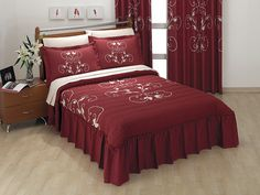 New Fashion Simple Brown Tone Pattern Bedding Sets Cover Duvet Quilt