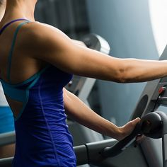 A Kick-Your-Own-Ass Treadmill Workout: Increase your endurance, raise your heart rate, and rev your metabolism with this interval workout.