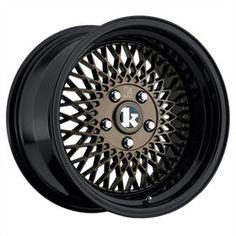 Wheels - Klutch SL1 bronze
