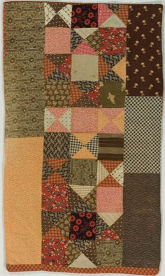 Heartspun Quilts ~ Pam Buda: Pocket Patchwork Sew~Along: Tucker ~ Part Four
