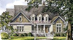 Donald A. Gardner Architects, Inc. The Coltraine House Plan DDWEBDDDG-966