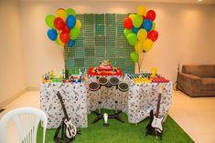 Festa PaPaParabens (16) Flautas, Music Party, Simple, Gabriel, Party Ideas, Neon Party, Song Notes, Ideas Aniversario, Kids Part