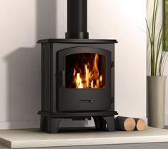 wood burning stoves   Hillandale Monterrey 3 Multi-fuel / Wood-burning Stove