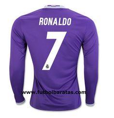 Real Madrid 2018 Ronaldo Second Team Long Sleeve Jersey  http://www.shirtscheapfootball.com/real-madrid-2018-ronaldo-second-team-long-sleeve-jersey-p-4771.html