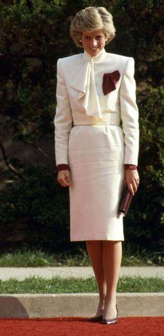 Dame Diana Frances Spencer - Angleterre