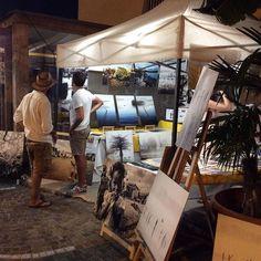 Cool evening In Brenzone lake Garda with my fine art prints. #brenzone #fineartprints #gicleeprints #contemporaryfineart #travelphotographer #tonycorocher #tonycorocherphotography #fineartprint #photographylovers #photography #lakegarda #brenzone