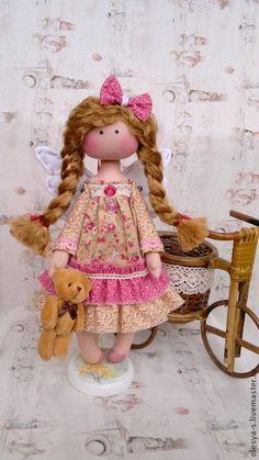 Коллекционные куклы ручной работы. Ярмарка Мастеров - ручная работа Nikki. Handmade.