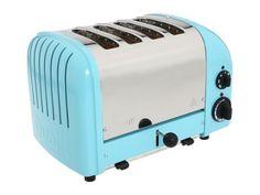 Dualit® 4-Slice NewGen Classic Toaster in Light Blue | dualit-azure-blue.jpg?fit=400%2C400