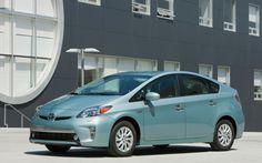 The new Prius get Car Pool Lane access !