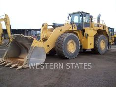 Caterpillar 988K Wheel Loaders for Sale :: Construction Equipment Guide