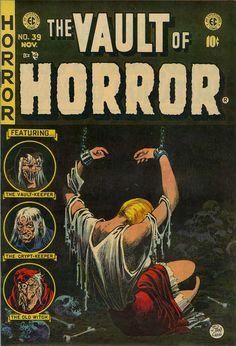 Cover for Vault of Horror (1950 series) #39