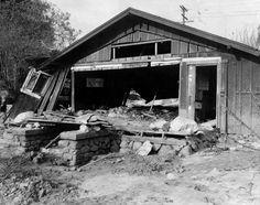 Los Angeles Flood of 1938: Cementing the River's Future   LA River   Departures Columns   KCET