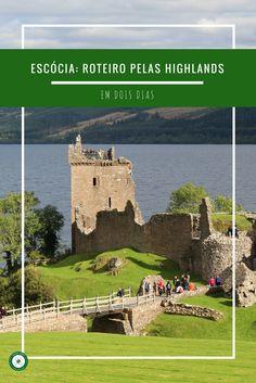 Escócia: roteiro pelas Highlands em dois dias