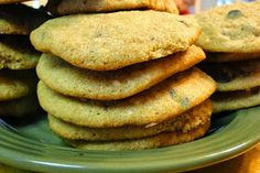 Yummy, easy, and delicious Pumpkin Chocolate Chip Cookies! Made these this week and we all loved them!